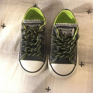 Toddler boy Converse All star sneakers